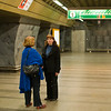 Shelley and Ilona, Malostranská Station