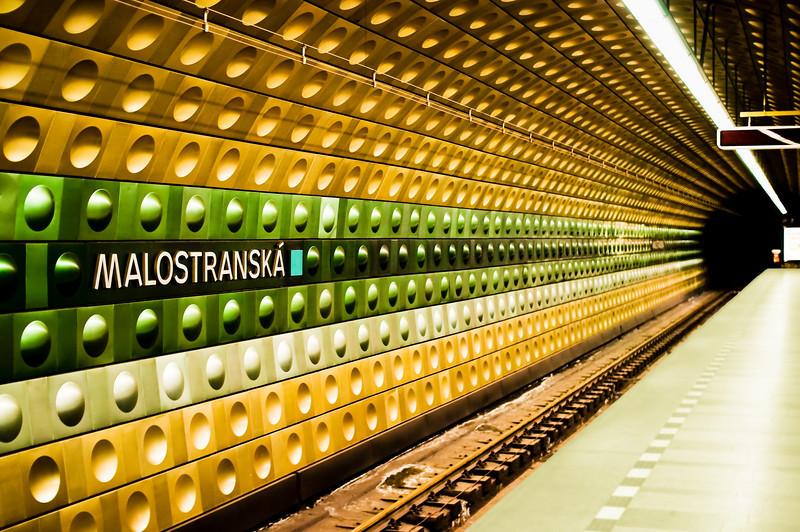 Platform, Malostranská