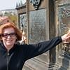 Shelley on Karlův Most