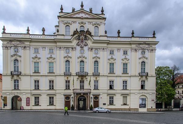 Arch Bishops Palace