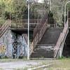 Abandoned Tramway Station