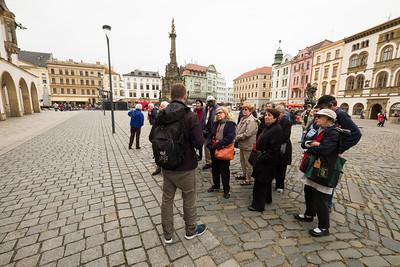 Olomouc, Czech Republic. Main Square