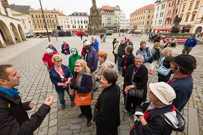 Olomouc, Czech Republic.