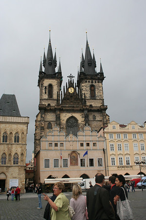 Prague July 2008