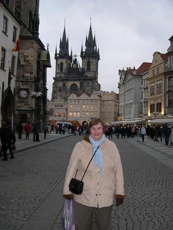 Prague November 21-25 2005