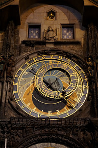 Astronomical Clock - Astronominen kello