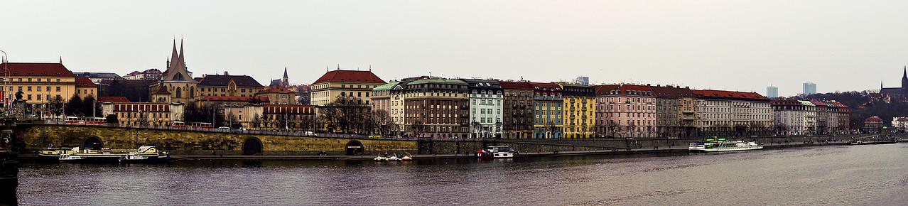 River Vltava - Vltava-joki