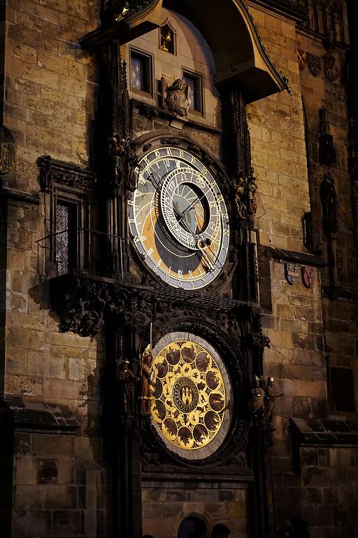 Astronomical Clock - Astronominen kello