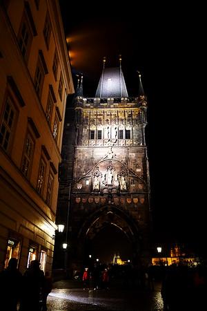 Old Town Bridge Tower - Vanhan kaupungin siltatorni
