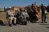 Musicians on Charles bridge