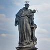 Earliest propeller heads Charles Bridge Prague