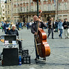Dixieland Band in Old Town Square