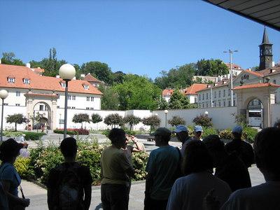 Prague to Budapest I   2006
