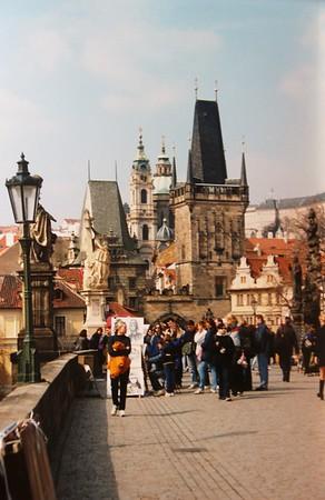 Prague with Breezecom 2000