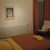 Our room at Lida B&B in Prague