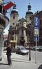 011  Vioolspeler voor kerk, Melantrichova