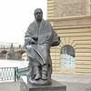 Statue of Dvorak. © 2005 JOANNE MILNE SOSANGELIS, All rights reserved
