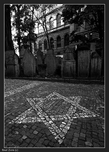 """The Old Jewish Cemetery, Prague <p>Participated in the <a href=""""http://www.einatix.com/Other/Exhibitions/26445717_27XV7Q#!i=2206926920&k=HNJSXGZ"""">  image : photographie exhibition</a>, Wiesbaden, 2011</p>"""