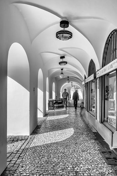 Shadows & Light in Prague