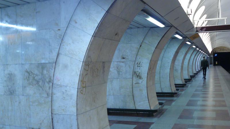 Subway - Prague At Night - Day1