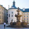 Courtyard at Prague Castle