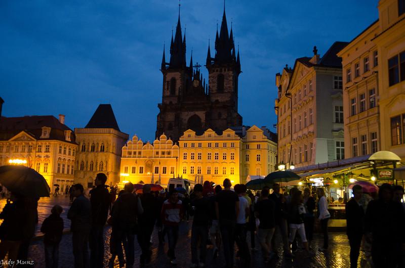Prague July, 2012