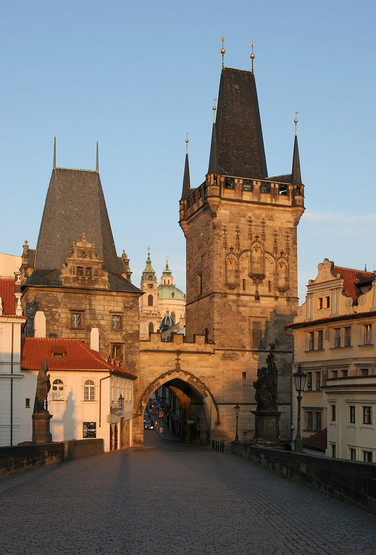 Charles bridge - bridge tower