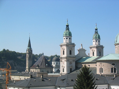 Franciscan Church and the Cathedral