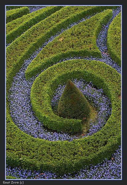 Vrtba Gardens<br /> Prague