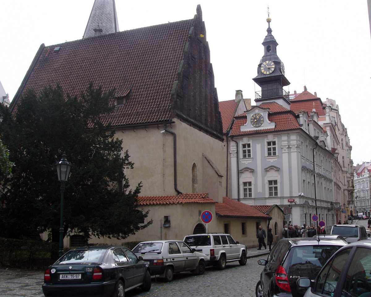 Prague_AltNeuSchul