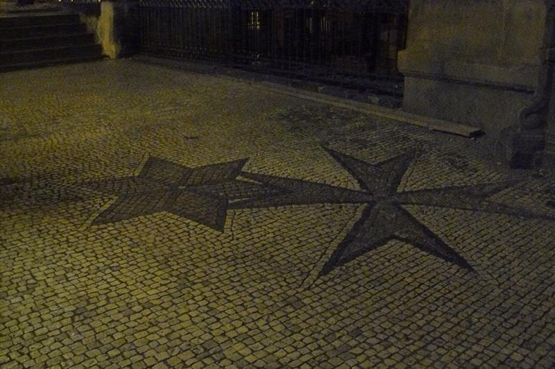 Sidewalks - Prague At Night - Day1