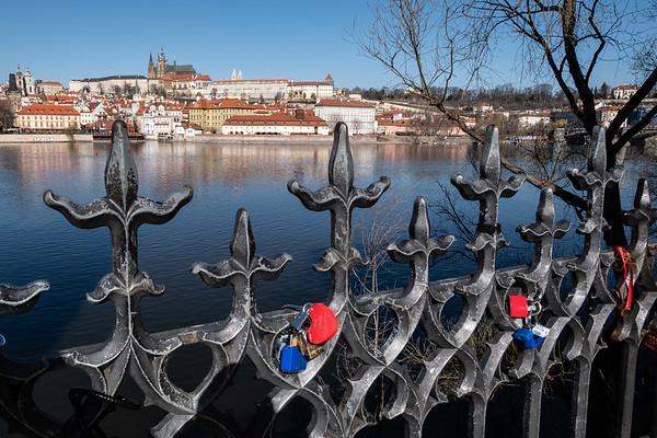 By St. Charles Bridge
