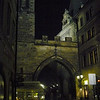 One of the City Gates - Prague At Night - Day1