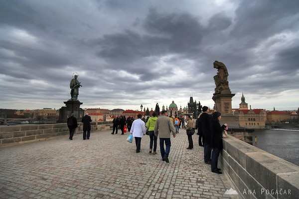 Charles Bridge (Karlův most)