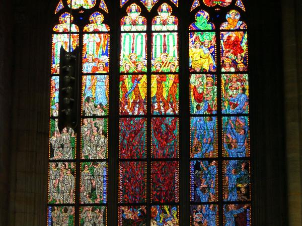 Sankt Vitus-katedral er en katedral i Praha, Tsjekkia, og setet til Prahas erkebiskop. Katedralens fulle navn er St. Vitus, St. Wenceslas og St. Adalbert katedral. Den ligger i Praha slott og mange av kistene til bøhmiske konger står her. Katedralen er et meget godt eksempel på gotisk arkitektur og er den største og viktigste kirken i landet.