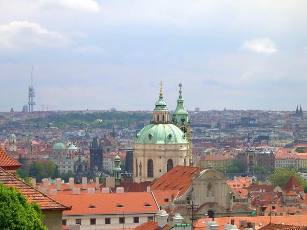 Praha eller Prag er hovedstaden og den største byen i Tsjekkia. Den ligger ved elven Moldau i den tidligere østerrikske provinsen Böhmen, som siden 1993 sammen med Mähren utgjør Tsjekkia. Siden 1992 har byens gamle sentrum stått på UNESCOs liste over verdens kulturarv.