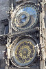 A well know Prague landmark is the astronomical clock