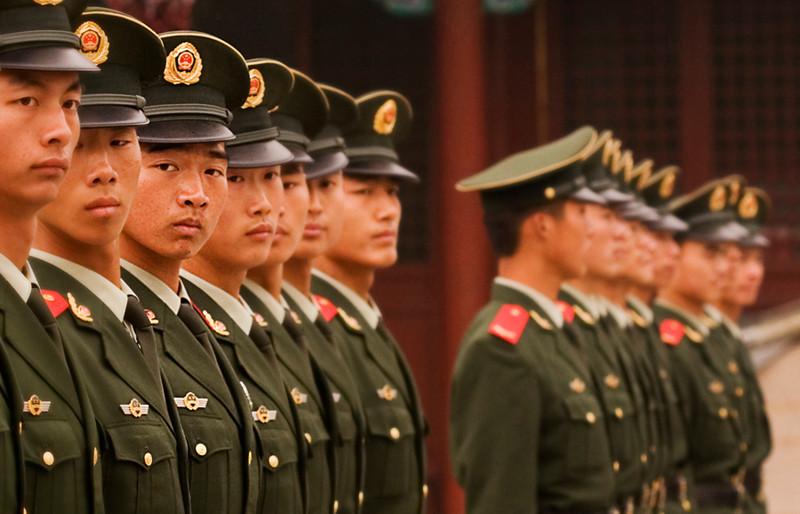 Forbidden City, Beijing. 2006