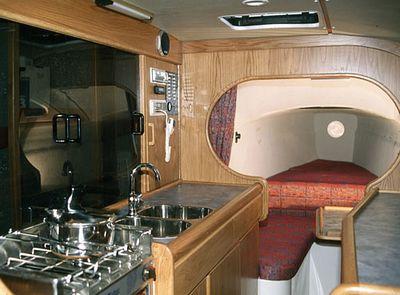 Sister ship interior shot