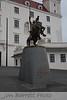 King Svatopluk I statue