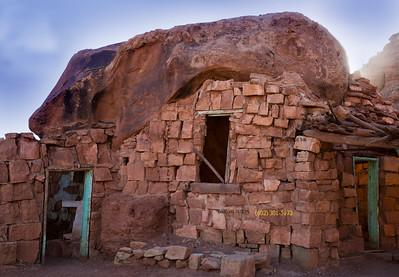 _N9A8894 Stone hut Cliff Dwellers AZ