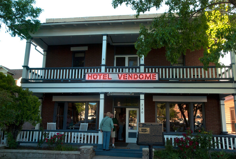 Hotel Vendome, Prescott, Arizona