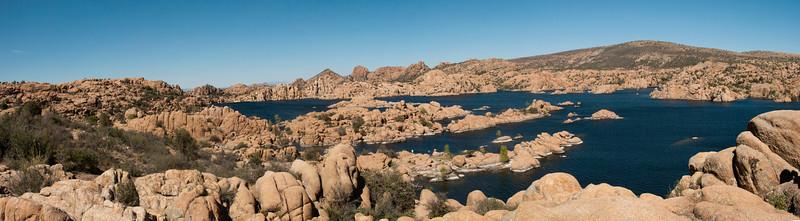 Watson Lake, Peescott, Arizona