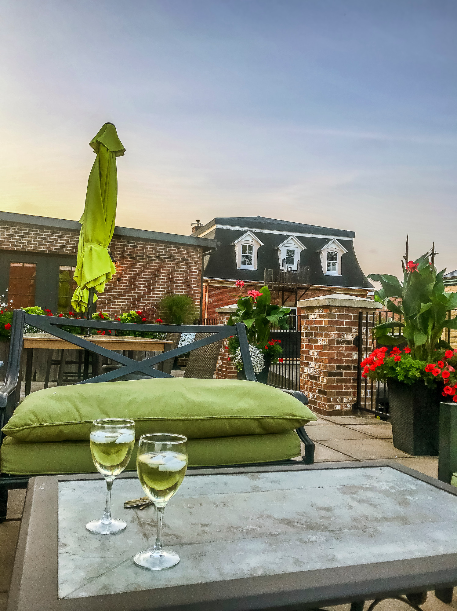 Where to eat in PEI, what to do, and where to stay includes the Great George Hotel in Charlottetown, Prince Edward Island.