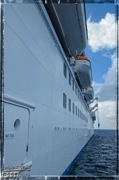 Cruise 2014, Princess Cays,