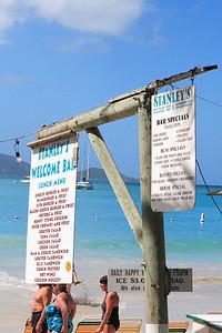 Cane Garden Bay beach,Tortola