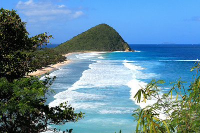 Long Bay beach,Tortola