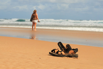 Lonely Sandals, Barbados
