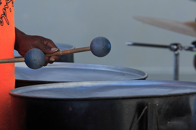 Beating the Drums