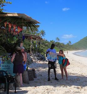 Nature Boys,Long Bay beach ,Tortola
